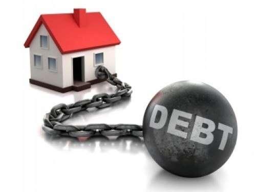 Debt&homeloan_istock