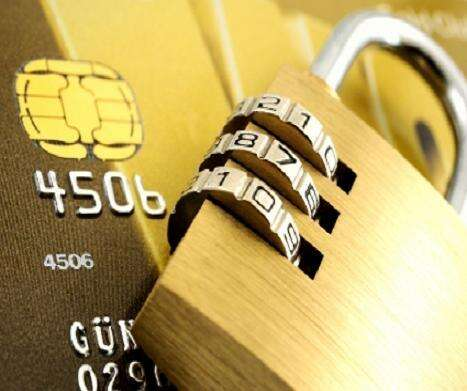 Credit card lock_istock2