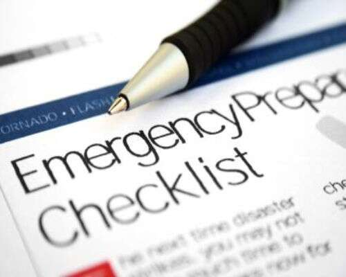 checklist for health insurance