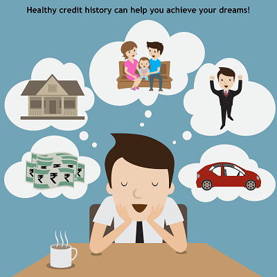 A good credit history