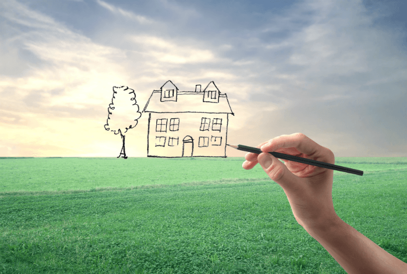 All about a composite loan for Land home mortgage