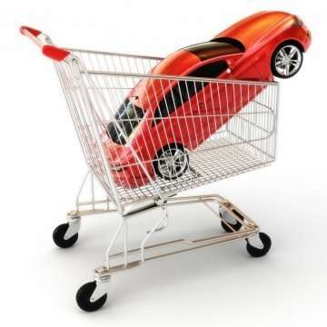Shopping for Car