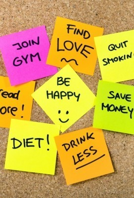 Resolutions!