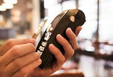 Now, no more swiping! Contactless cards are here!