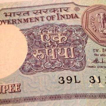One_Rupee_Note_India
