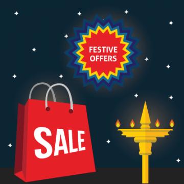Festive Offers Sale