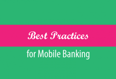 Best Practices for Mobile Banking