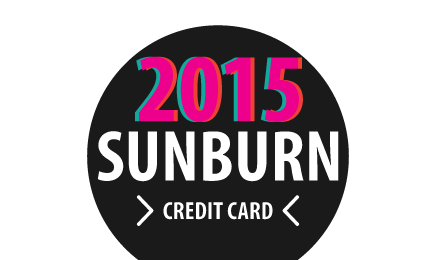 Planning To Attend Sunburn 2015? Here's How A Credit Card Can Help you!