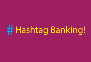 You Can Bank With a Hashtag Now