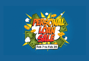 Personal Loan Sale This February!