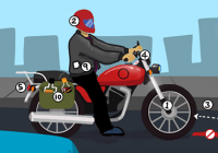 10 Safe Riding Tips for Two Wheelers in India_Thumbnail