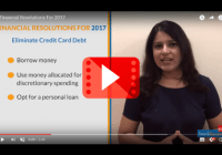 5 Financial Resolutions For 2017