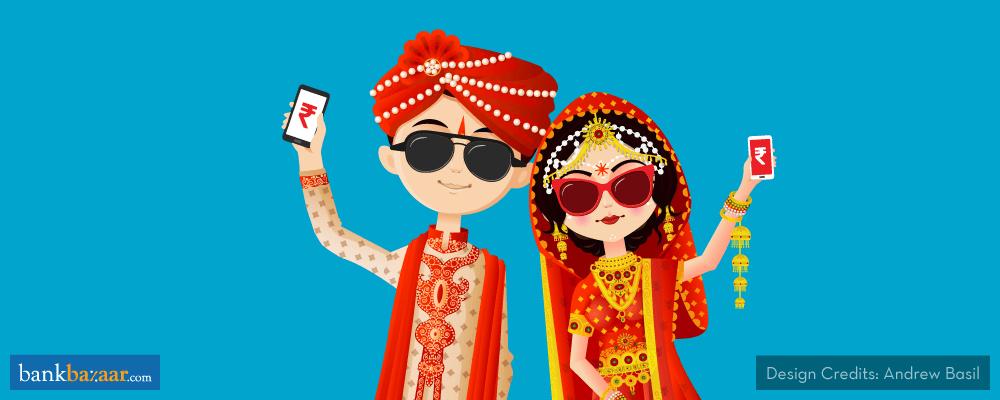 Go For A Cashless Wedding