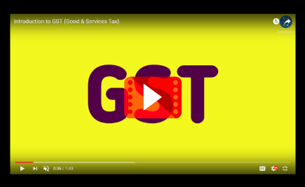 Introduction to GST (Good & Services Tax)
