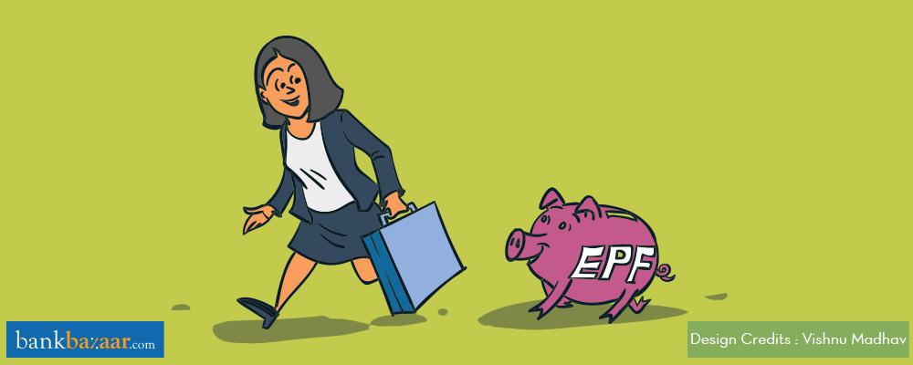 Automatic PF Transfer On Job Change