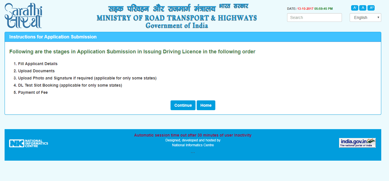 All About Driving Licence