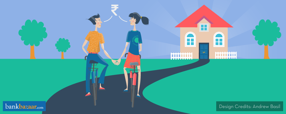 Tax Saving Tips When Clubbing Income for A Joint Home Loan