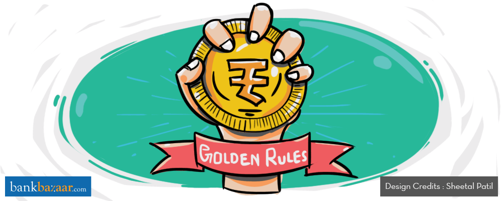 5 Golden Rules Of Financial Planning