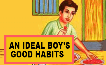 An Ideal Boy - Good Financial Habits