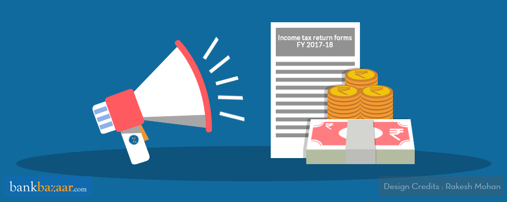 What You Should Know About The New Income Tax Return Forms