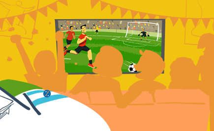 Plan A Killer FIFA World Cup Party On A Tiny Budget