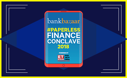 BankBazaar Paperless Finance Conclave thumbnail