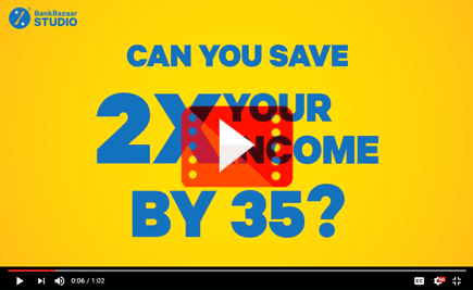 Can You Save Double Your Income By 35?
