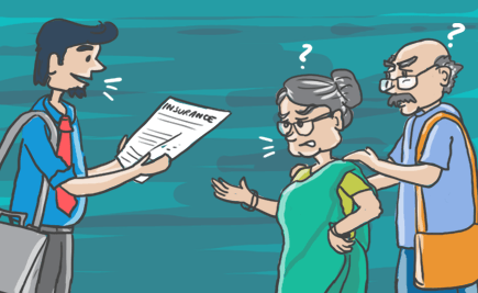4 ways senior citizens can avoid being mis-sold an insurance policy