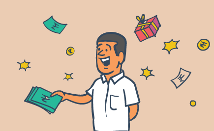 Pay Tax, Get Rewarded!