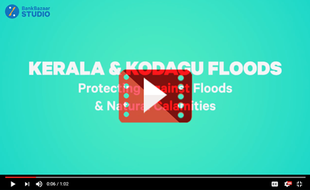 Protecting Against Floods & Natural Calamities