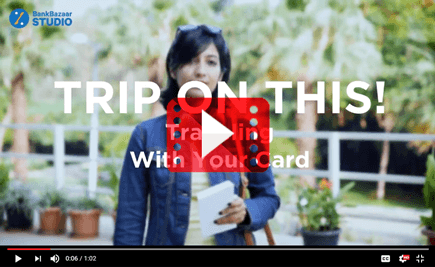 Travelling With Your Card - Trip On This!