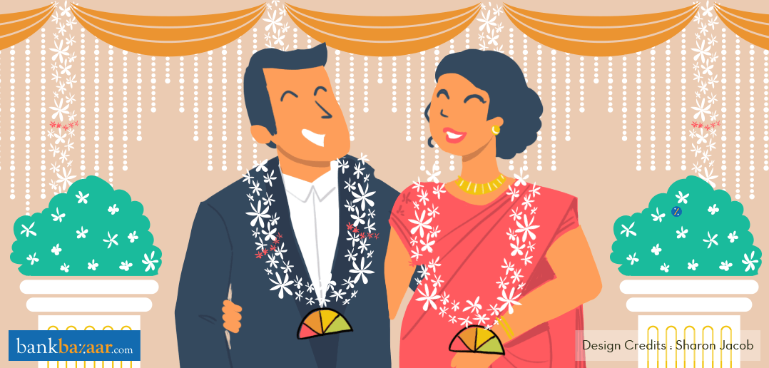 Will Your Spouse's Debt Affect Your Credit Score?